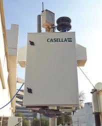 System Monitors Site Dust, Noise, Vibration Emissions