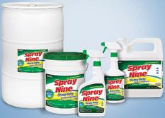 Cleaner/Degreaser for Heavy Industrial Equipment