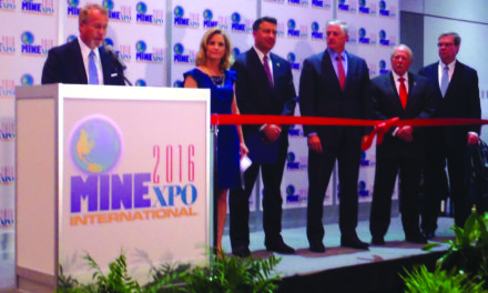 MINExpo 2016 Highlights Advances in Mining and Processing Technology