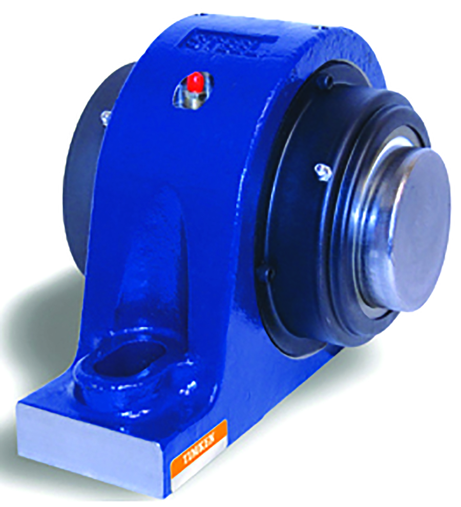 Solid-block housed unit fitted with a high-performance spherical roller bearing and multiple sealing options.