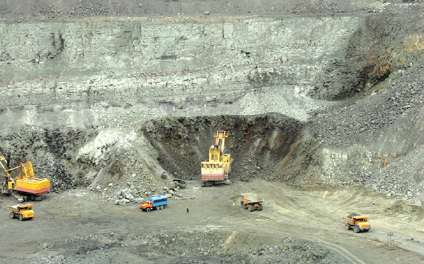 Alrosa Developing New Open-pit Diamond Mine