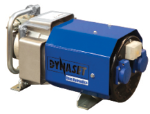 Generator Uses Mobile Hydraulic Power