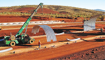 Rio Tinto Adding Silvergrass Iron Ore to Nammuldi Operations