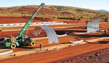 Rio Tinto Adding Silvergrass Iron Ore to Nammuldi Operations