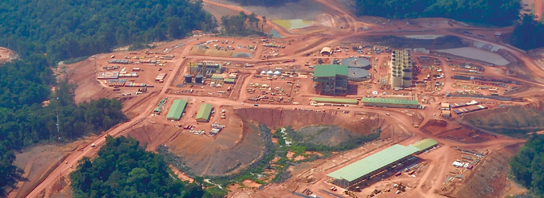 Newmont's Merian project in Suriname will be commissioned later this year. The project is on track to be completed under budget and ahead of schedule.