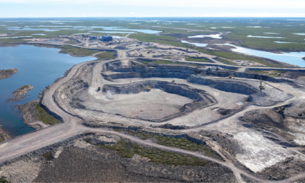 Gahcho Kué Ramping-up to Commercial Production