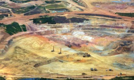 Oceana Nearing Production Start at Haile Mine