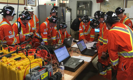 Laurentian's Bharti School Wins Global Mine Rescue Competition