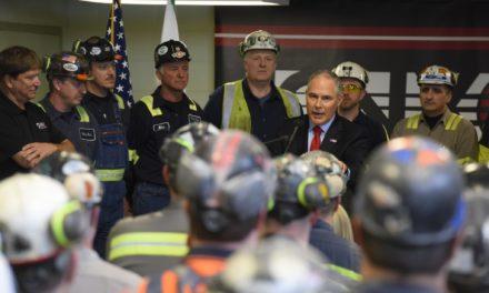 EPA Launches New Agenda at a U.S. Coal Operation