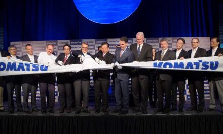 Wisconsin Welcomes Komatsu Mining Corp.