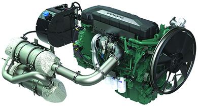 Tests Prove Off-road Engine Runs at 315 kW