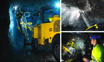 Underground Drilling Advances Improve Productivity, Safety While Cutting Costs