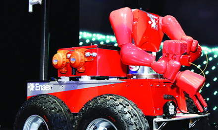 Safety Robot to Monitor Gasses, Map Mines