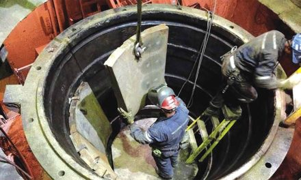 New Options Will Improve Gyratory Crusher Performance