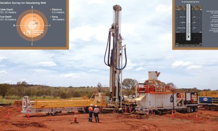 Unique Drilling Method Used to Develop Water Wells