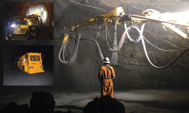 Supplying the Rapid-development Mine