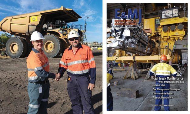 E & MJ -Engineering & Mining Journal