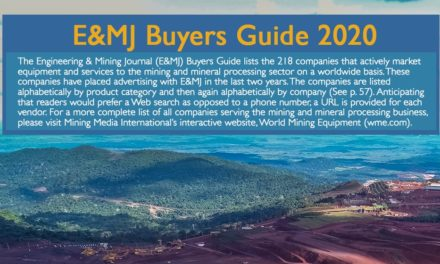 E&MJ Buyers Guide 2020
