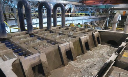 Reducing Mine Water and Waste Through Preconcentration