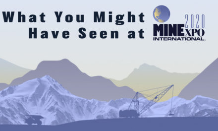 What You Might Have Seen at MINExpo
