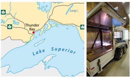 Assisting Miners and Prospectors in Northwestern Ontario