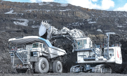 Smart Options for Open-pit Mining