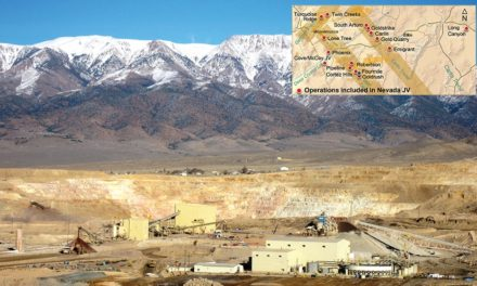 Nevada's Miners Optimize Production While Adding Resources