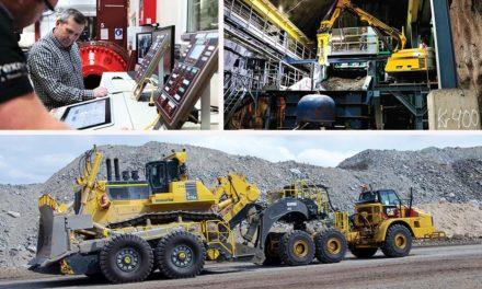 Scandinavia, Mining's Innovation Hotbed
